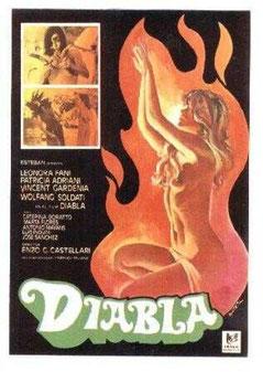 Diabla de Enzo G. Castellari - 1979 / Epouvante - Horreur