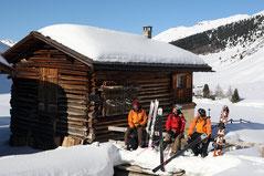 Karwendel Tagesskitour
