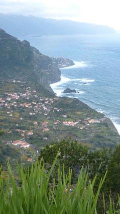Nordostküste Sao Vicente