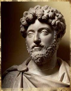 Marcus Aurelius (Marc Aurèle 121-180)