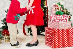 Partyset Weihnachtsfeier