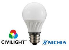 Светодиодная лампа A60 K2F40T6-16005 ceramic