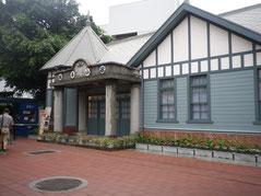 台湾・糖鐵故事館(旧旗山駅)