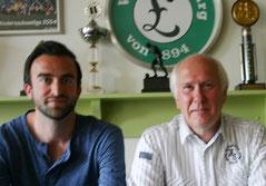 Dariom Fossi wird neuer Trainer der Oberligamannschaft / Bild Manfred Mietzon
