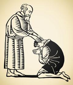 Le rituel du consolament