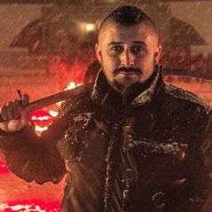 Мыкола Кравченко фото с личной страницы Фейсбук.