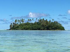 Motu, Rarotonga Motu, Muri Beach