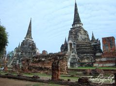 Tempel Wat Phra Si Sanpet