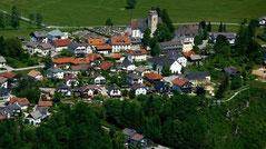 Häuser, Kirche