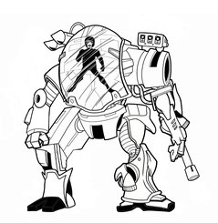 Picture of a minibot