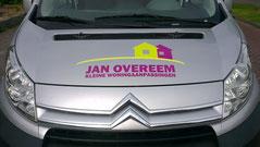 Woning aanpassing Jan Overeem