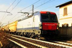 Italien Bahnfoto P.Trippi