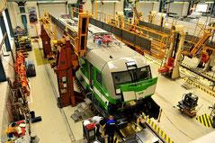Siemens Vectron Bahnfoto P.Trippi