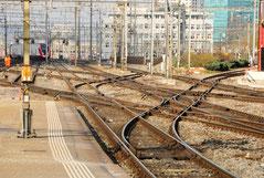 SBB Infrastruktur Bahnfoto P.Trippi