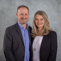 Pascal und Sabine Vögelin, Geschäftsführung