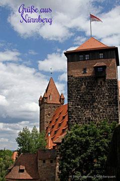 ©2015 Photowelten - Uwe Marquart ** Kaiser Burg in Nürnberg