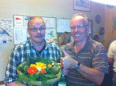 Links: Wessel Regtop Rechts Bert