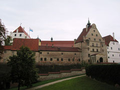 Burg Trausnitz, Hauptburg