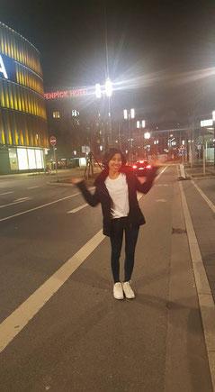 Ngọc Gsc tại Đức
