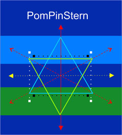 PomPinSalsa Stern Partnerwork