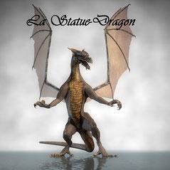 La Statue-Dragon
