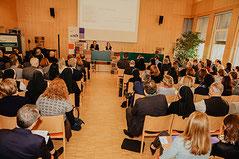 Etwa 250 Schulverantwortliche sind aktuell bei ihrem Schultag im Kardinal König Haus in Wien versammelt. 28.11.2018 (c) magdalena schauer