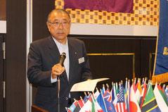 幹事 L.粟田 和成