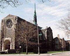 Первая конгрегационалистская церковь в Колумбусе