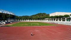 Lo Stadio dei Marmi, Roma