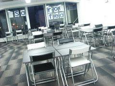 開催場所のSapporo cafe 2Fフリースペース