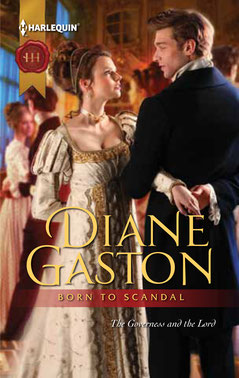 Born to Scandal by Diane Gaston