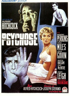 (Alfred Hitchcock, 1960)