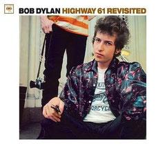 Pochette album de Bob Dylan, Hyghway 61 Revisisted (DR)