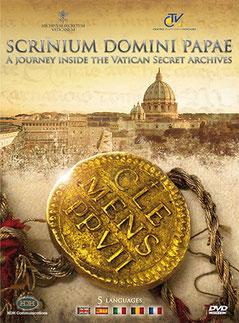 SCRINIUM DOMINI PAPAE. tEMPLE DE pARIS