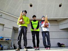 第1回相馬杯は村田稔明さんと山内菜摘さん