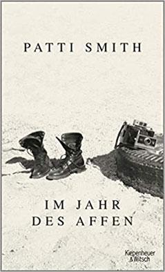 Buchcover Patti Smith, Im Jahr des Affen, Kiepenheuer & Witsch