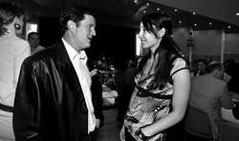 Sportler des Jahres 2009: Mit Gerd Riss und Sarah Syed wurden bei der Sportgala zwei Weltklasse-Athleten ausgezeichnet.