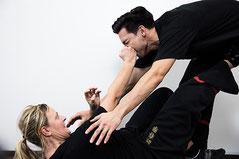 Kampfkunstschule Rosenheim - Wing Tzun - Training 01