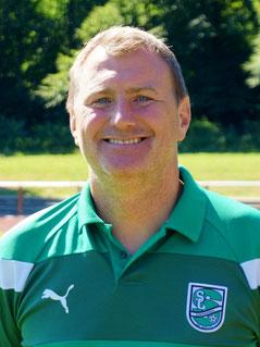 """Trainer Andreas """"Eumel"""" Plehn"""