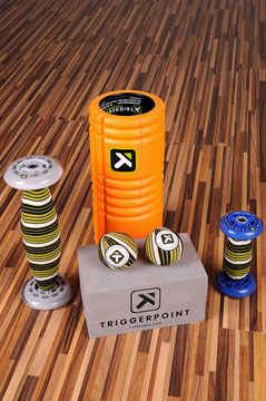 Das Trigger Point Self Performance Therapy Kit von Transatlantic Fitness