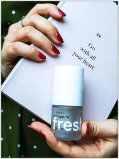 Ringana eye serum natural skin care cosmetics vegan cruelty-free