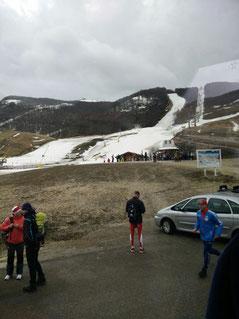 So schaut es aktuell im Skigebiet aus...