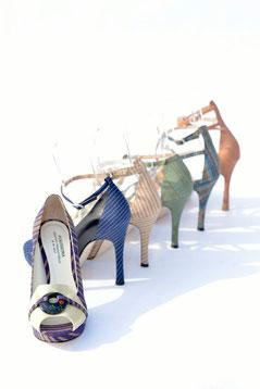 ジミー氏が福島の素材でプロデュースした靴が世界的な話題に