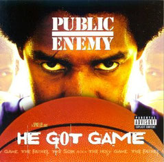 Public Enemy - 1998 / He Got Game