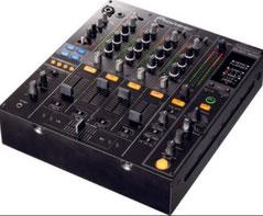 DJ Mischpult Pioneer mieten