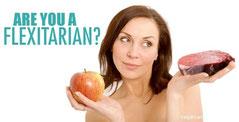 flexitariani e crudisti dieta