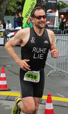Marc Ruhe - Triathlon Champion 2016