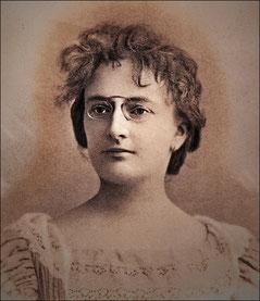 Jeanne Mangeot, femme de Lucien Comettant