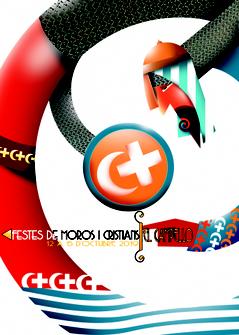 Moros y Cristianos en El Campello 2015 Cartel y Programa