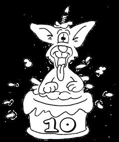 Fine Geburtstag 10